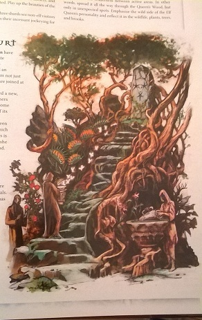13th Age (image) - Forest