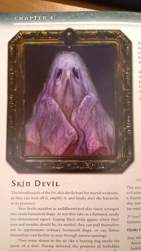 13th Age (image) - Skin devil